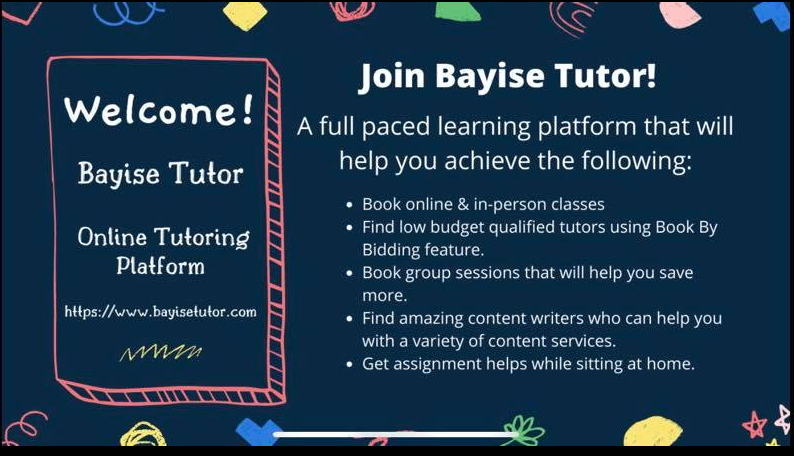 Bayise Tutor - Frequently Asked Questions of Bayise Tutor Part One