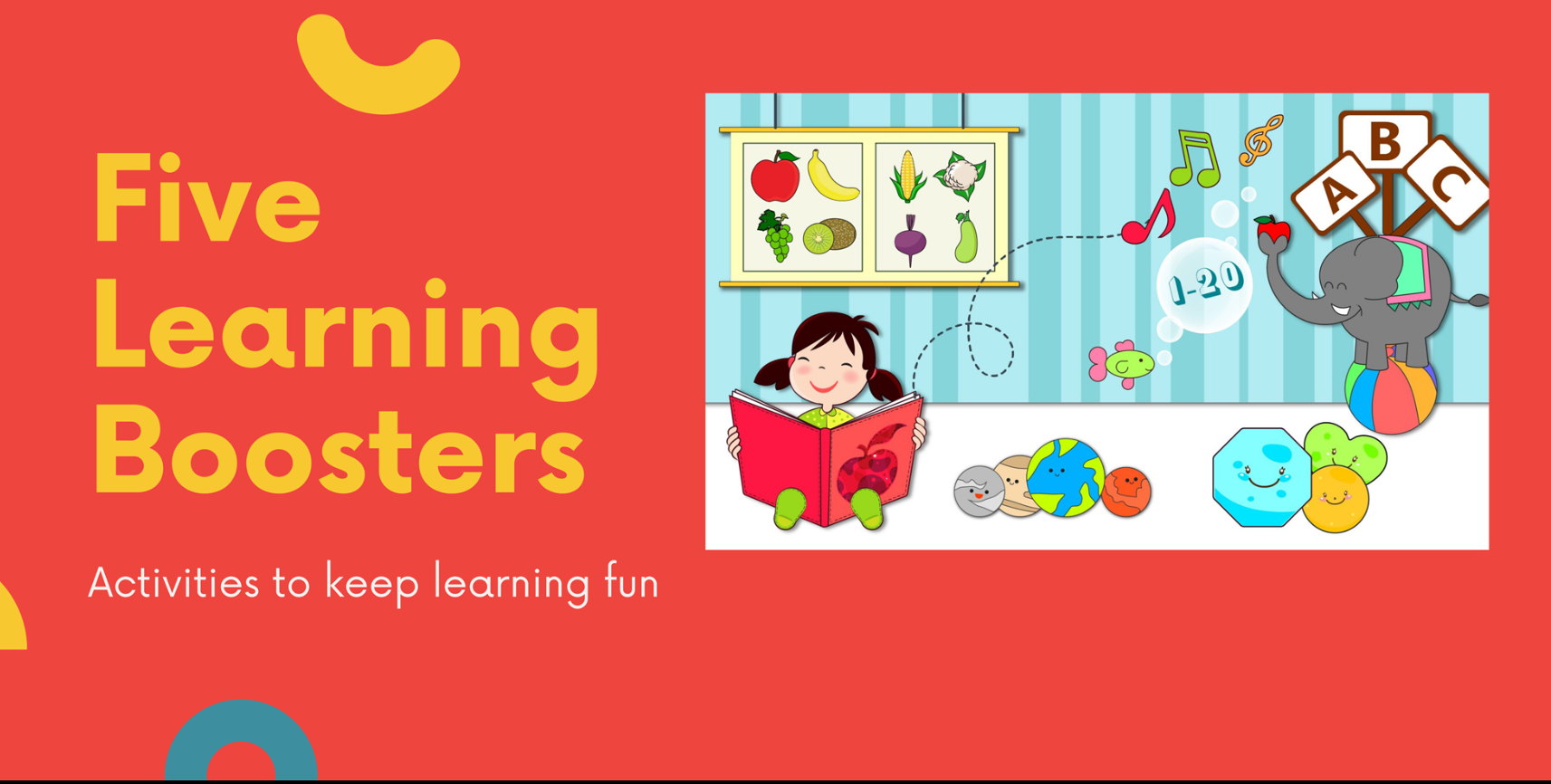 Engaging Activities to Help Your Kids Learn While Having Fun